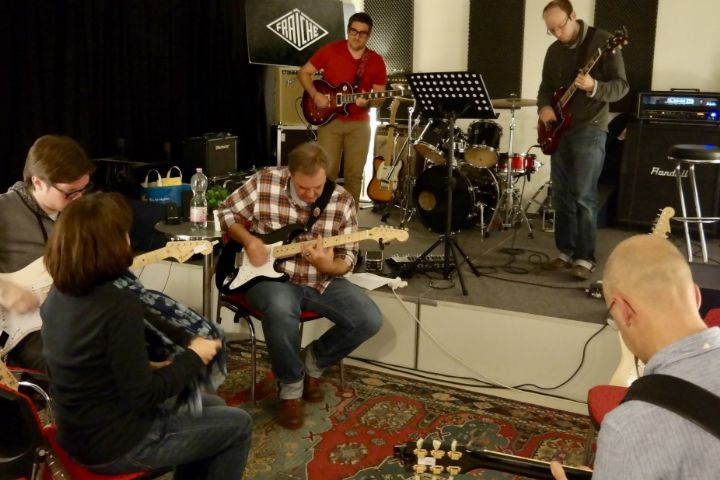 Neuer Live Playing Workshop